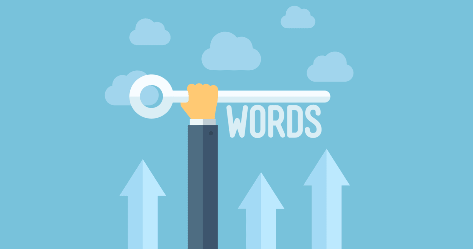 Image Showing Words Are Key - Search Engine Journal - Rank Higher With Well Written Words - Web Worx Labs